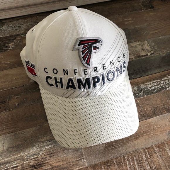 online store ecc01 95171 New Atlanta Falcons Super Bowl LI Hat NWT